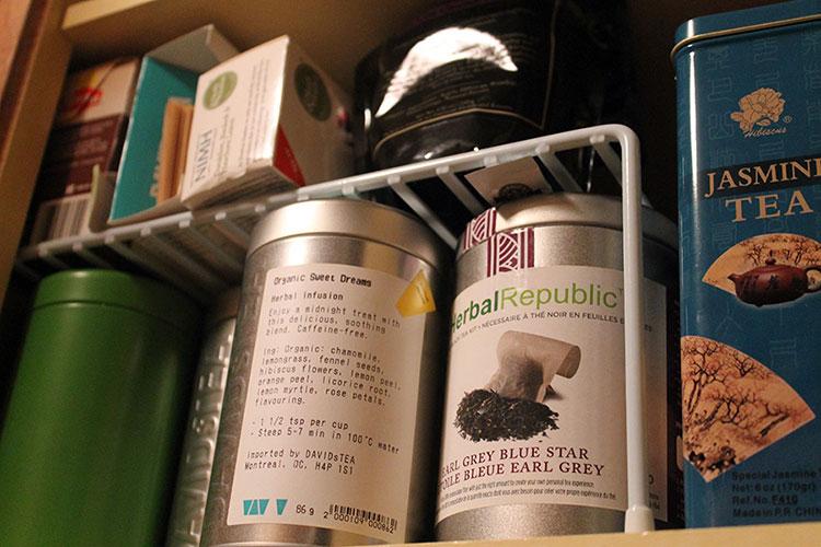 tea-shelf