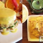 padmanadi's breakfast and dinner