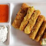 Burmese Tofu Crispy Dippers