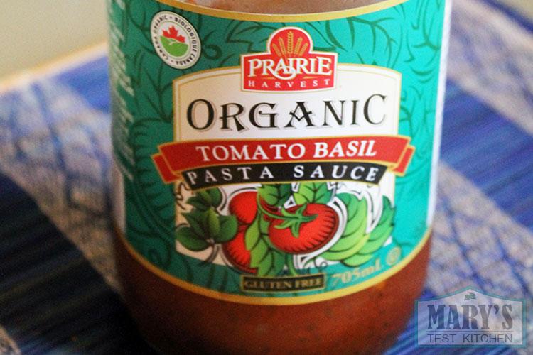 prairie harvest tomato basil sauce
