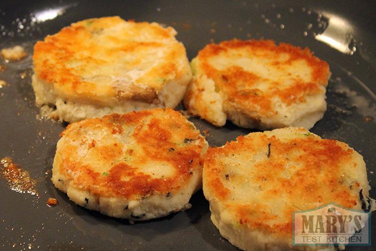okara-sea-burger-no-crab-cake-pan-fried