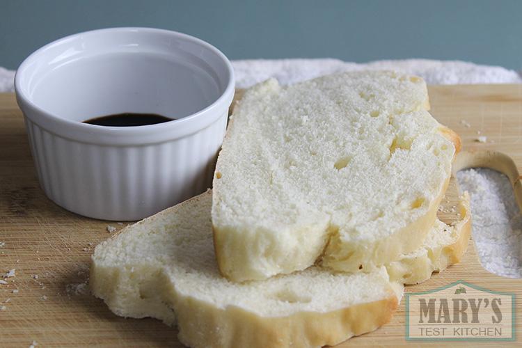 homemade-sourdough-slices-balsamic-vinegar