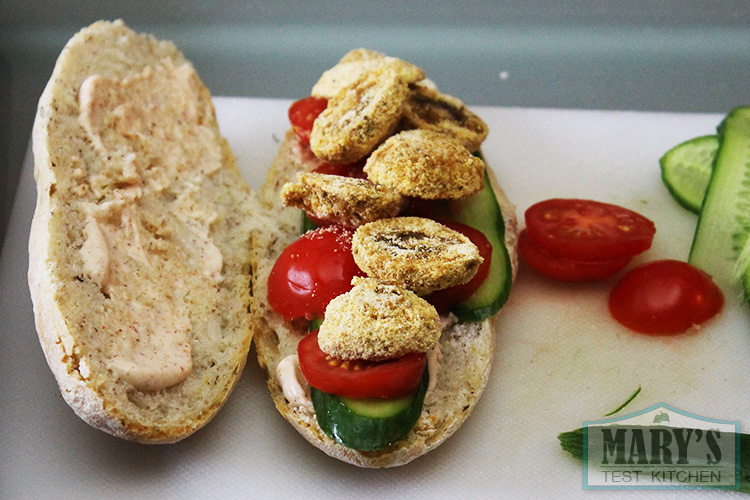 vegan-baked-poboys-mushroom