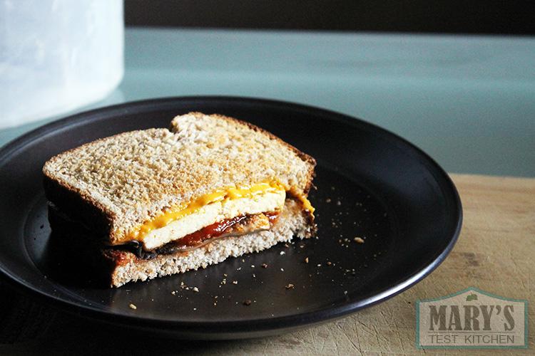 vegan-bbq-mushroom-fried-tofu-breakfast-sandwich