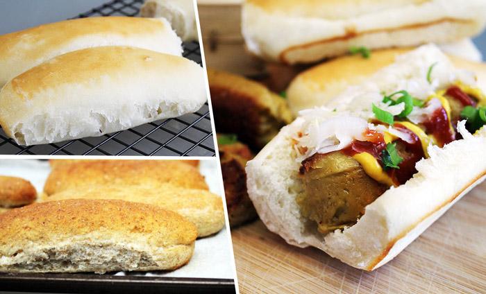 Bread Recipe Hot Dog Buns