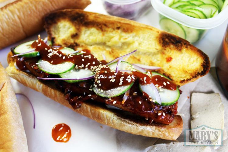open-vegan-gochugaru-tofu-sandwich-sub