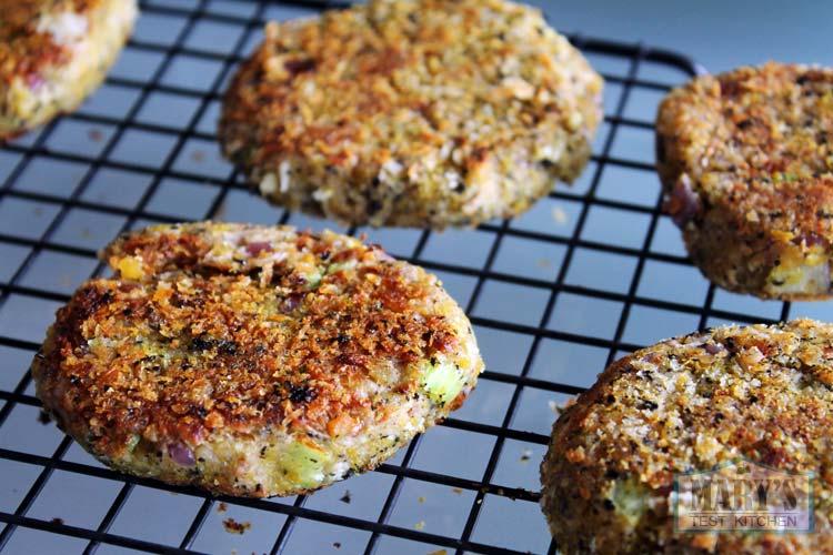 Jackfruit 'Tuna' Sliders Recipe - Mary's Test Kitchen