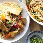 How to Make Basic Veggie Lo Mein