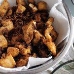 Air Fryer Crunchy Five Spice Tofu