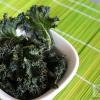 Avocado Dill Kale Chips