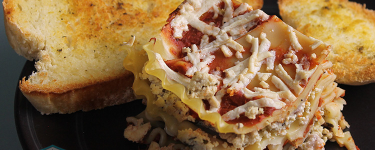 Christmas Lasagna, Bee-Free Honey, and Sourdough | What I Ate Vegan Wednesday