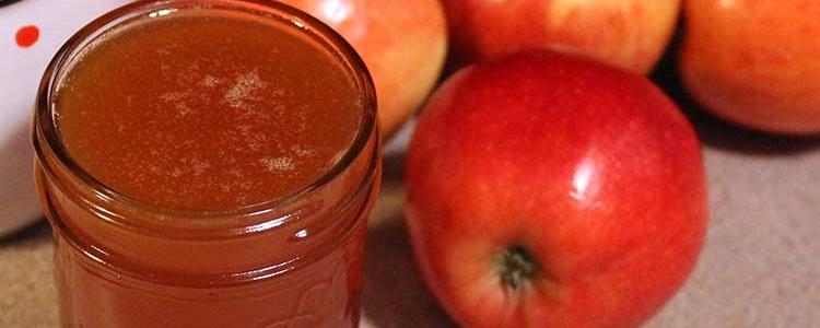 Vegan Honey – Apple syrup + Lemon