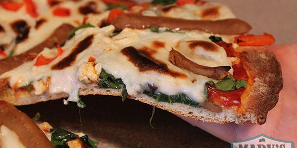 My Vegan Pizza Weekend!