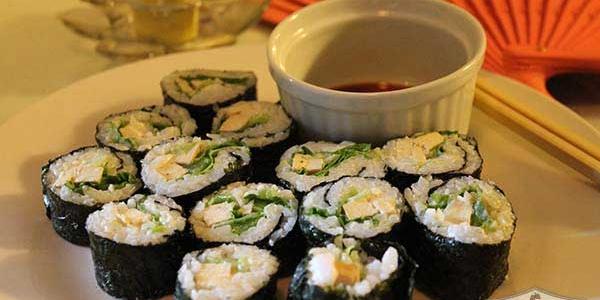Vegan Sushi – Vegan Negitoro Maki
