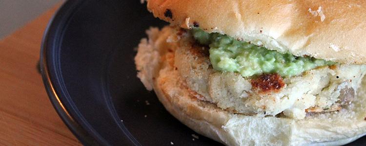 Okara Sea Burger Recipe – from soymilk pulp