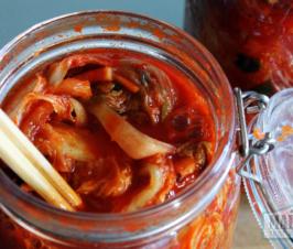 My Homemade Vegan Kimchi Recipe